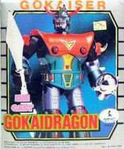 Gokaiser - Ceppi Ratti - Gokaidragon (Mint in box)