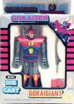 Gokaiser - Ceppi Ratti - Gokaigiant Mini Size (Mint in box)