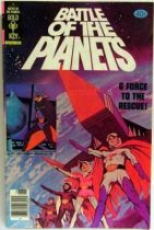 Gold Key Comics - Battle of the Planets #1