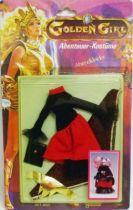 Golden Girl - Dragon Queen - Evening Enchantment Fashion (Galoob Germany)