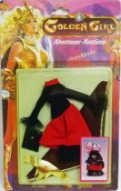 Golden Girl - Dragon Queen - Evening Enchantment Fashion (Galoob Germany)