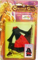 Golden Girl - Dragon Queen - Evening Enchantment Fashion (Orli-Jouet France)
