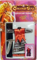Golden Girl - Dragon Queen - Festival Spirit Fashion (Galoob USA)