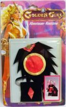 Golden Girl - Dragon Queen - Forest Fantasy Fashion (Galoob Germany)