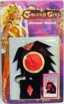 Golden Girl - Dragon Queen - Forest Fantasy Fashion (Galoob Germany)