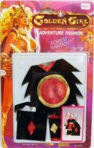 Golden Girl - Dragon Queen - Forest Fantasy Fashion (Galoob USA)