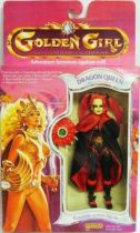 Golden Girl - Dragon Queen (Galoob USA box)