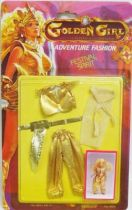 Golden Girl - Golden Girl - Festival Spirit Fashion (Galoob USA)