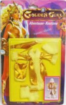 Golden Girl - Golden Girl - Forest Fantasy Fashion (Galoob Germany)