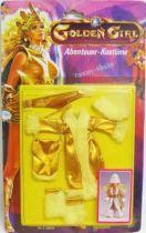 Golden Girl - Golden Girl - Forest Fantasy Fashion (Galoob Germany)