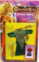 Golden Girl - Jade - Festisval Spirit Fashion (Galoob Germany)
