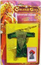 Golden Girl - Jade - Festival Spirit Fashion (Galoob USA)