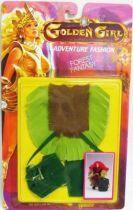 Golden Girl - Jade - Forest Fantasy Fashion (Galoob USA)