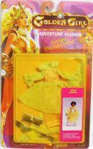 Golden Girl - Onyx - Evening Enchantment Fashion (Galoob USA)