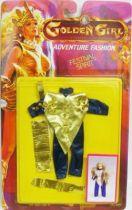 Golden Girl - Saphire - Festival Spirit Fashion (Galoob USA)