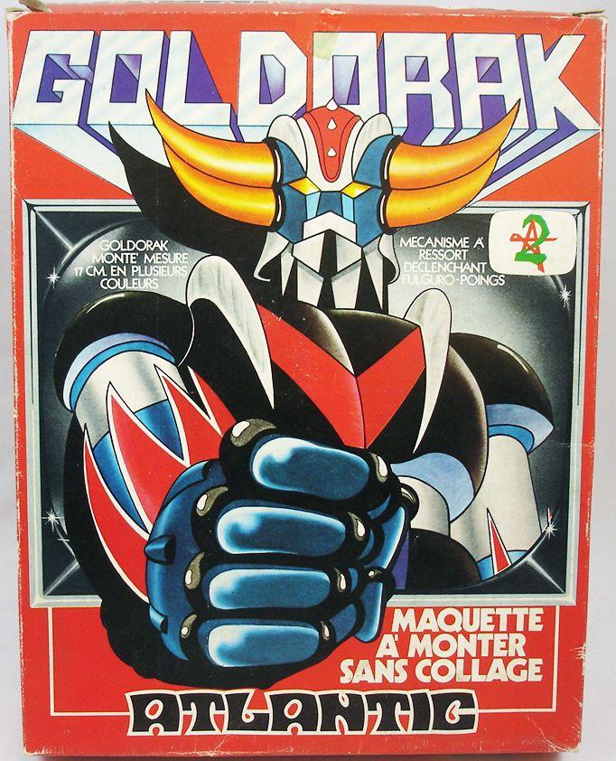 Goldorak atlantic robot goldorak assembler - Image goldorak ...