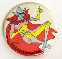 Goldorak - Badge Vintage - Hydargos