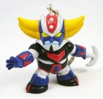 Goldorak - Banpresto - Figurine porte clé Super-deformed 5cm