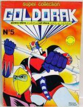 Goldorak - Editions Difunat Télé-Guide - Goldorak Super Collection n°5