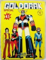 Goldorak - Editions Prodifu Télé-Guide - Goldorak Spécial N°5