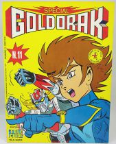 Goldorak - Editions Télé-Guide - Goldorak Special n°11