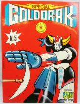 Goldorak - Editions T�l�-Guide - Goldorak Special n�5