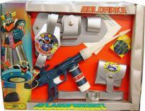 Goldorak - Gimpel - Panoplie pistolet et ceinturon