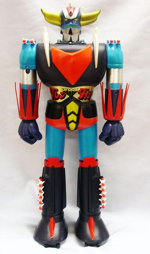 Goldorak popy japon goldorak jumbo machinder loose - Image goldorak ...