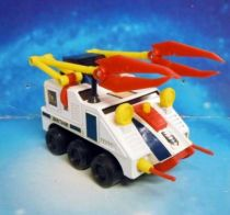 GoRanger - Shogun Action Vehicles Mattel - Varitank (loose)
