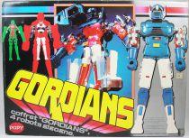 Gordian - Bandai Godaikin Popy France - Gordian DX set