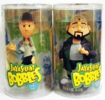 Graphitti Designs - Jay & Silent Bob - Set of 2 Bobblers