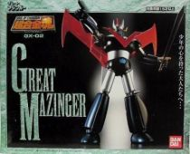 Great Mazinger - Bandai Soul of Chogokin GX-02