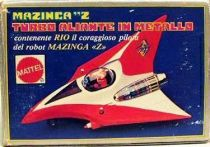 Great Mazinger - Brain Condor - Mattel