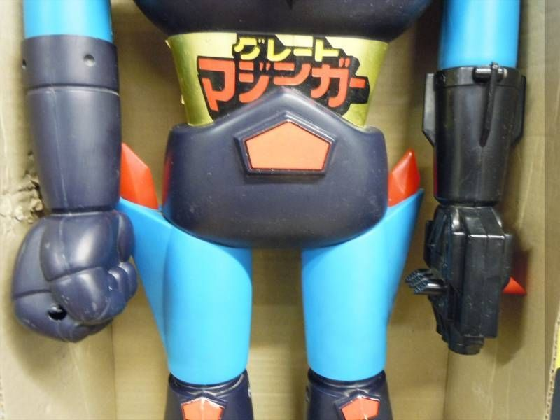 Great Mazinger - Mattel Shogun Warriors - Great Mazinger Jumbo Machinder 3rd edition (loose in box)