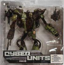 Green Brute Unit 001