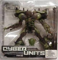 Green Defender Unit 001
