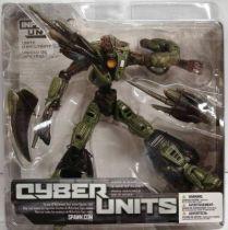 Green Infiltrator Unit 001