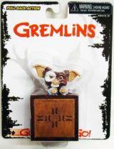 Gremlins - Neca \'\'Go Gizmo Go\'\' Motorized Pull Back & Go Action - Gizmo cadeau de Noël