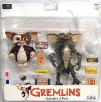 Gremlins - Neca Reel Toys - Gizmo & Stripe exclusive 2-pack