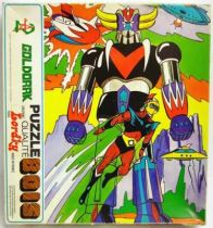 Grendizer - 35 pieces wood Jigsaw puzzle - Lordky