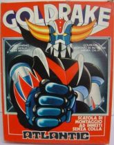 Grendizer - Atlantic - Goldrake robot
