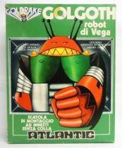 Grendizer - Atlantic - Golgoth, Vega\'s robot