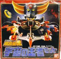 Grendizer - Bandai Soul of Chogokin - Grendizer & Spazers set GX-04S
