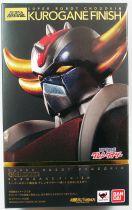 Grendizer - Bandai Super Robot Chogokin - Goldrake Kurogane Finish