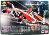 Goldorak - Bandai Super Robot Chogokin - Grendizer & Spazer 01