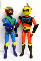 Grendizer - Ceji Arbois - Duke Feed & Koji Kabuto