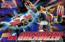 Grendizer - CM\'s Brave Gokin - Grendizer with Spazer and TFO