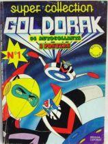Grendizer - Difunat Tele-Guide Editions - Grendizer Super Collection n°1