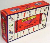 Grendizer - Domino strip game - Jeu Dem