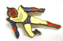 Grendizer - Duke Feed vintage Button